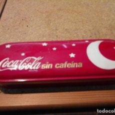 Coleccionismo de Coca-Cola y Pepsi: PLUMIER DE COCA COLA SIN ESTRENAR. Lote 181103117