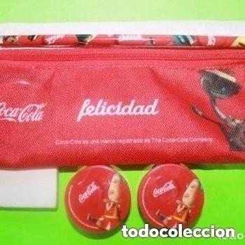 Coleccionismo de Coca-Cola y Pepsi: LOTE DE COSAS DE LA COCA-COLA - Foto 2 - 181718368