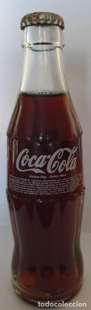 Coleccionismo de Coca-Cola y Pepsi: Botella Coca Cola Summer 1999 Limited Edition - Foto 2 - 182375448