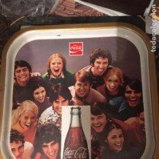 Coleccionismo de Coca-Cola y Pepsi: BANDEJA COCA COLA 70'S. Lote 182376715