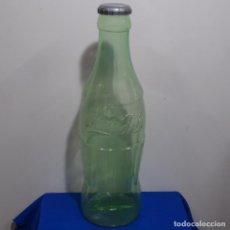 Coleccionismo de Coca-Cola y Pepsi: GRAN HUCHA COCA COLA DE PLÁSTICO.61 CM . Lote 183431685