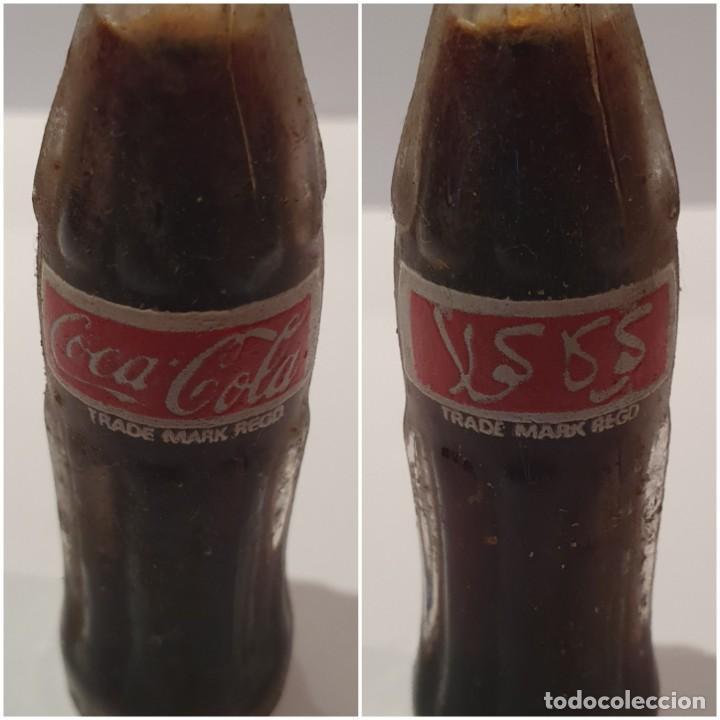 MINI MINIATURA COCA COLA (Coleccionismo - Botellas y Bebidas - Coca-Cola y Pepsi)