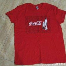Coleccionismo de Coca-Cola y Pepsi: CAMISETA COCA COLA. TALLA L. Lote 183508781