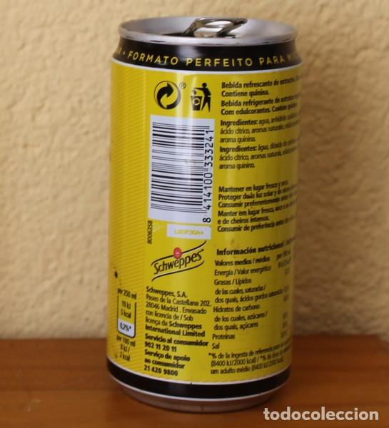 Coleccionismo de Coca-Cola y Pepsi: LATA SCHWEPPES TONICA ZERO CALORIAS. 25CL. CAN BOTE - Foto 2 - 183992170