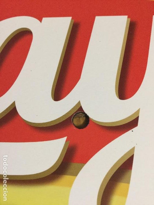 Coleccionismo de Coca-Cola y Pepsi: LAYS PEPSICO -PUBLICIDAD PATATAS AL PUNTO DE SAL - Foto 3 - 184224596