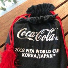 Coleccionismo de Coca-Cola y Pepsi: PIN COLLECTION COCA-COLA WORLD CUP 2002 KOREA JAPAN. FIFA. VIP GUEST. . Lote 184456106