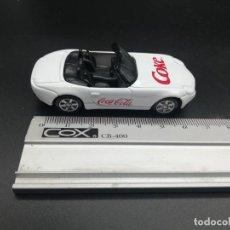 Coleccionismo de Coca-Cola y Pepsi: BMW Z9 COCA COLA MAISTO (COLECCIONISTAS). Lote 185728810