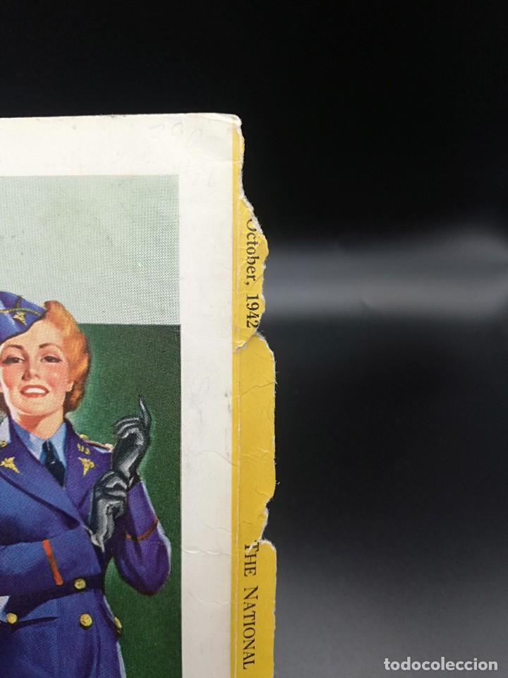 Coleccionismo de Coca-Cola y Pepsi: LAMINA PUBLICITARIA COCA COLA 1942 25X17,5 CM - Foto 3 - 185736252