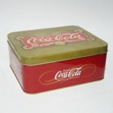 Coleccionismo de Coca-Cola y Pepsi: CAJA COCA COLA COLECCION COCA-COLA. Lote 186115101