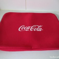 Coleccionismo de Coca-Cola y Pepsi: FUNDA PARA TABLET,PC DE LA MARCA COCA-COLA. Lote 186153573