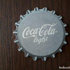 Coleccionismo de Coca-Cola y Pepsi: POSAVASOS DE COCA COLA, COCA COLA LIGHT. Lote 187124080