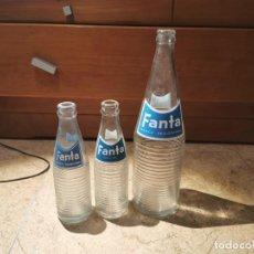 Coleccionismo de Coca-Cola y Pepsi: LOTE DE FANTA LAS MÁS GRANDE DE 750. Lote 188642575