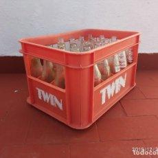 Coleccionismo de Coca-Cola y Pepsi: CAJA DE TWIN COLA, DE LA CASERA.. Lote 30515667