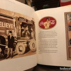 Coleccionismo de Coca-Cola y Pepsi: COCA-COLA LIBRO THE FIRST HUNDRED YEARS. EDICIÓN REVISADA CENTENARIO. 1990. RARO. Lote 189768998