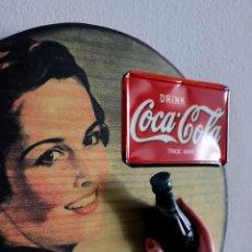 Coleccionismo de Coca-Cola y Pepsi: PUBLICIDAD CARTEL COCA COLA. Lote 189921212