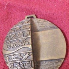 Coleccionismo de Coca-Cola y Pepsi: ANTIGUO MEDALLON DE COCA-COLA, DEPORTES OLÍMPICOS. Lote 190226437