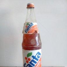 Coleccionismo de Coca-Cola y Pepsi: BOTELLA FANTA NARANJA ETIQUETA LLENA 1993. Lote 190571352