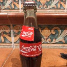 Coleccionismo de Coca-Cola y Pepsi: BOTELLA COCA COLA. Lote 191601033