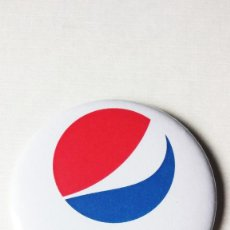 Coleccionismo de Coca-Cola y Pepsi: CHAPA DE PEPSI COLA - IMAN DE 58MM. Lote 177771719
