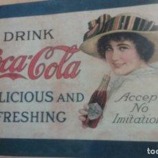 Coleccionismo de Coca-Cola y Pepsi: CARTEL COCA COLA. Lote 191633927
