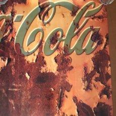 Coleccionismo de Coca-Cola y Pepsi: SIEMPRE COCA-COLA COLECCIÓN COMPLETA 6 CARTELES DECORACIÓN INDUSTRIAL. VER FOTOS. Lote 192787321