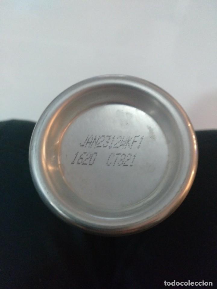 Coleccionismo de Coca-Cola y Pepsi: BOTELLA COCA COLA aluminio 8.5 OZ (E.E.U.U. 2008) - con tapón de rosca - SIN ABRIR - Foto 6 - 50254504