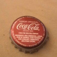 Coleccionismo de Coca-Cola y Pepsi: CHAPA COCA COLA NICARAGUA. Lote 194348972