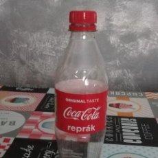 Coleccionismo de Coca-Cola y Pepsi: BOTELLA DE PLÁSTICO VACÍA DE COCA-COLA · 500 ML. · REPÚBLICA CHECA. Lote 194368900