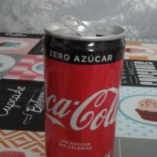 Coleccionismo de Coca-Cola y Pepsi: LATA VACÍA DE COCA-COLA ZERO (200 ML.) - AÑO 2017 -. Lote 194371388