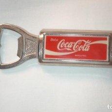 Coleccionismo de Coca-Cola y Pepsi: ABREBOTELLAS-MECHERO COCA COLA. Lote 194499881