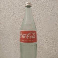 Coleccionismo de Coca-Cola y Pepsi: BOTELLA COCA COLA SERIGRAFIADA. Lote 194511603