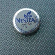 Coleccionismo de Coca-Cola y Pepsi: CHAPA CORONA NESTEA VIZCAYA. FABRICANTE Z.. Lote 194515996