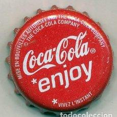 Coleccionismo de Coca-Cola y Pepsi: BENIN - CHAPAS TAPONES CORONA CROWN CAPS BOTTLE CAPS KRONKORKEN CAPSULES. Lote 194573083