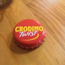 Coleccionismo de Coca-Cola y Pepsi: CHAPA TAPON CORONA CRODINA TWIST. ITALIA. Lote 194644756