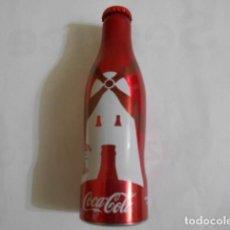 Coleccionismo de Coca-Cola y Pepsi: BOTELLA ALUMINIO COCACOLA. Lote 194726805