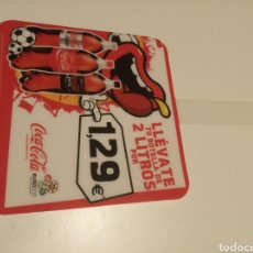 Coleccionismo de Coca-Cola y Pepsi: COCA-COLA EURO 2012. Lote 194900818