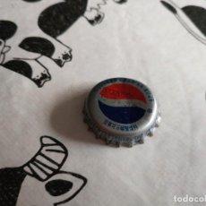 Coleccionismo de Coca-Cola y Pepsi: CHAPA PEPSI CHINA. Lote 194943885