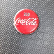 Coleccionismo de Coca-Cola y Pepsi: CHAPA CORONA COCA-COLA 350. FABRICANTE U.. Lote 194947936