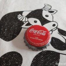 Coleccionismo de Coca-Cola y Pepsi: CHAPA COCA COLA (TCI). Lote 195010090
