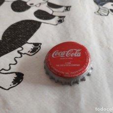 Coleccionismo de Coca-Cola y Pepsi: CHAPA COCA COLA (NEWBOX). Lote 195010267