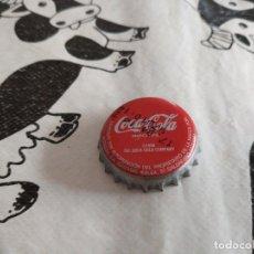 Coleccionismo de Coca-Cola y Pepsi: CHAPA COCA COLA (NEWBOX). Lote 195010558