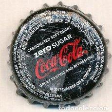 Coleccionismo de Coca-Cola y Pepsi: GHANA - CHAPAS TAPONES CORONA CROWN CAPS BOTTLE CAPS KRONKORKEN CAPSULES. Lote 195018638