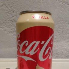 Coleccionismo de Coca-Cola y Pepsi: LATA VACÍA DE COCA-COLA VANILLA - 355 ML. · ESTADOS UNIDOS, 2018 -. Lote 195042662