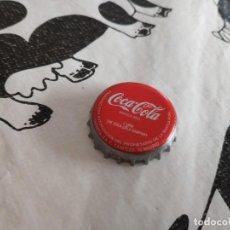 Coleccionismo de Coca-Cola y Pepsi: CHAPA COCA COLA (Z). Lote 195095273