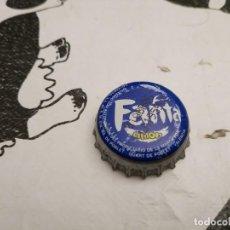 Coleccionismo de Coca-Cola y Pepsi: CHAPA FANTA LIMÓN (Z). Lote 195154745