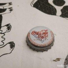Coleccionismo de Coca-Cola y Pepsi: CHAPA COCA COLA LIGHT (Z). Lote 195154773