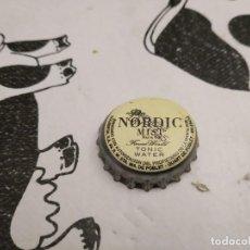 Coleccionismo de Coca-Cola y Pepsi: CHAPA TÓNICA NORDIC MIST (TCI). Lote 195154793