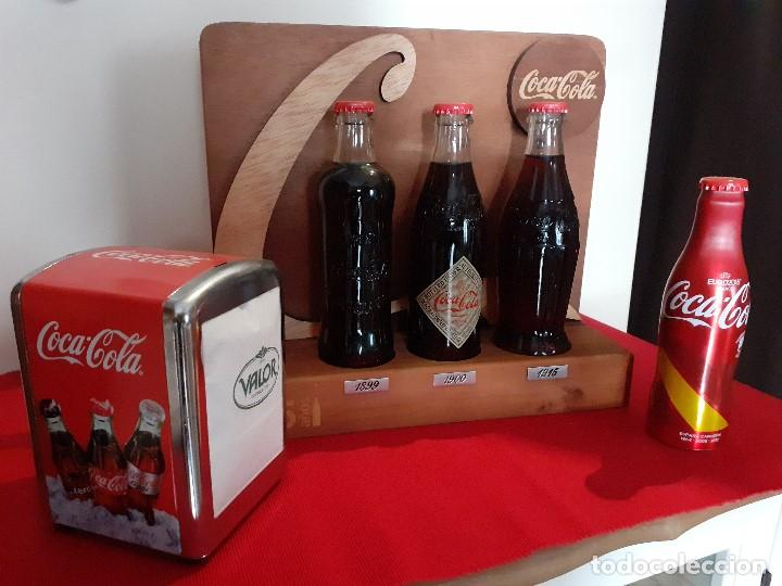 COCA-COLA 125 ANIVERSARIO (Coleccionismo - Botellas y Bebidas - Coca-Cola y Pepsi)