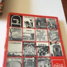 Coleccionismo de Coca-Cola y Pepsi: COCA COLA , PATRIMONIO ARTÍSTICO 1, 1975. Lote 195268170