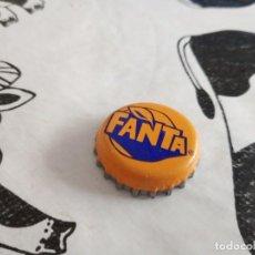 Coleccionismo de Coca-Cola y Pepsi: CHAPA FANTA NARANJA 2 (U). Lote 195282698